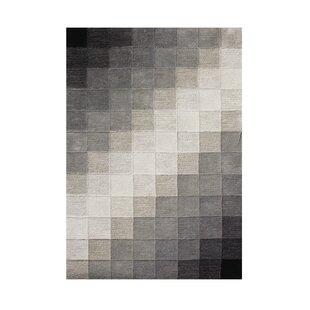Reviews Fairfield Hand-Tufted Black/Grey Area Rug ByThe Conestoga Trading Co.