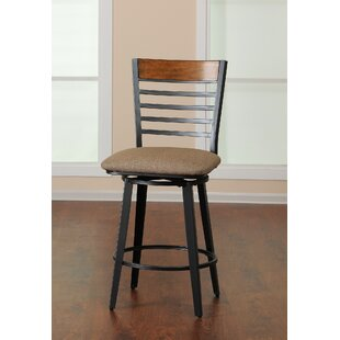 Fountain Swivel Bar Stool by Simmons Casegoods by Trent Austin Design