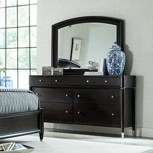 Broyhill® Vibe 7 Drawer Dresser with Mirror