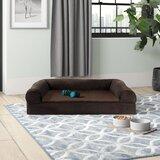 Bethany Soft Woven Orthopedic Dog Sofa