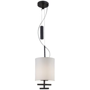 Teodora 1-Light Cylinder Pendant