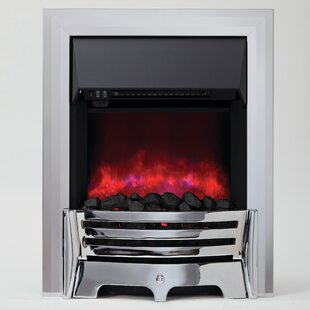 Mayfair Inset Electric Fireplace By BeModern