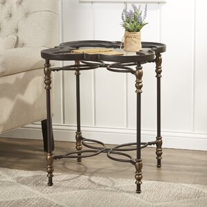 Auerbach End Table by Darby Home Co