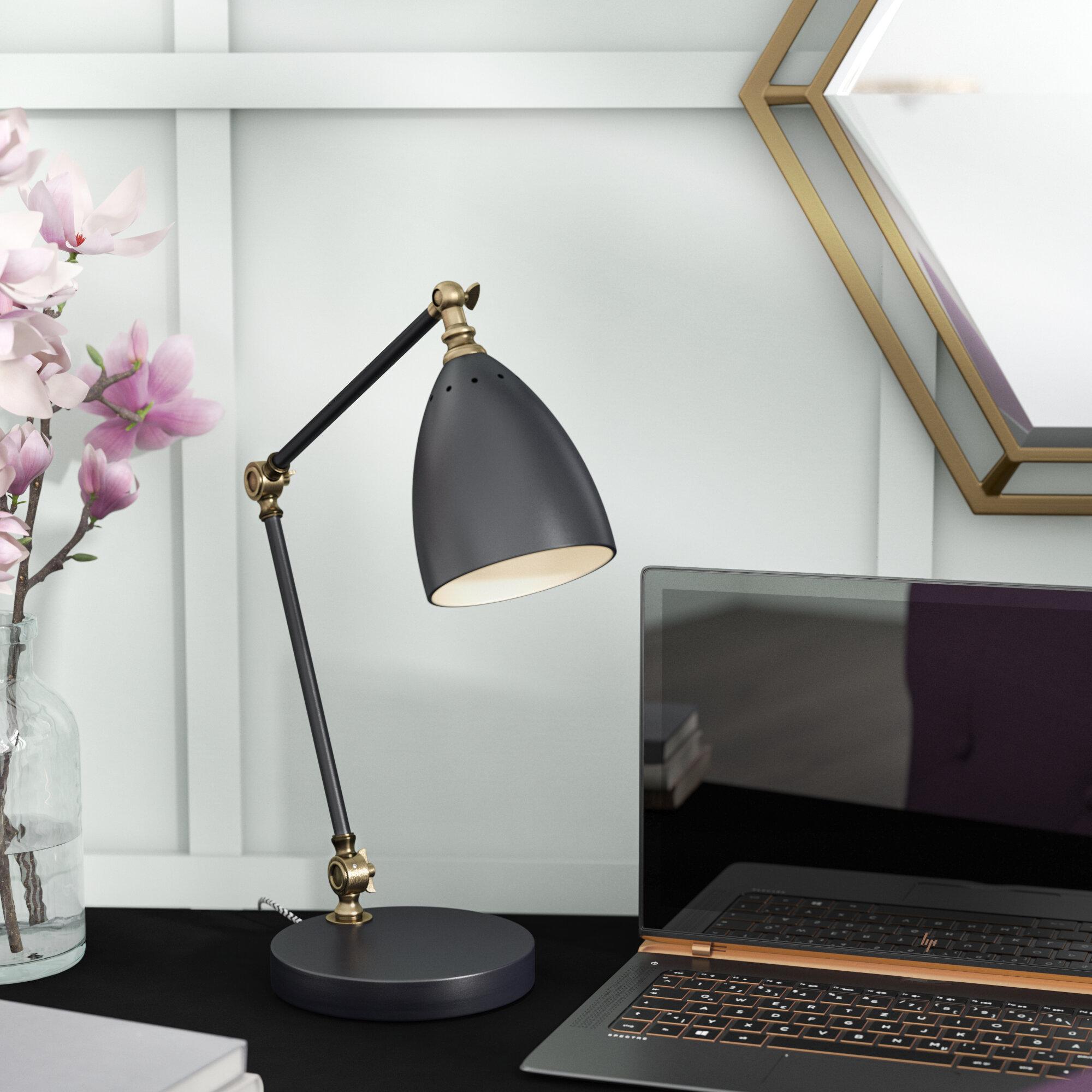 Three posts totnes 18 5 desk lamp reviews wayfair