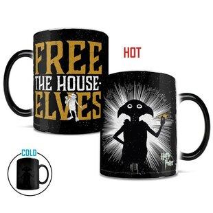 Harry Potter Dobby Free the House Elves Coffee Mug