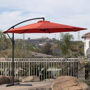 Extra Large Outdoor Umbrella | Wayfair