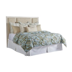 Buying Newport Upholstered Panel Headboard by Barclay Butera
