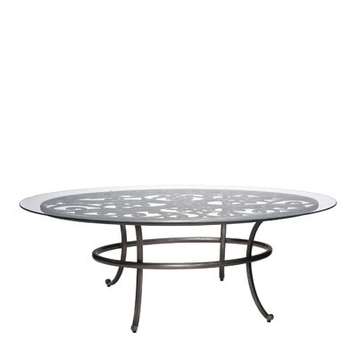 New Orleans Glass Coffee Table (Set Of 2) by Woodard Cool