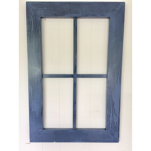 Window Frame Wall Decor laurel foundry modern farmhouse rustic window frame wall décor