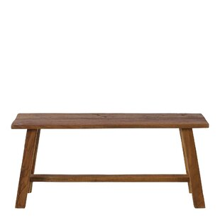 Whitefield Wooden Kitchen Bench By Breakwater Bay