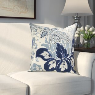 Lloyd Harbor Throw Pillow by Alcott Hill