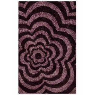 Ry Hand Tufted Purple Indoor/Outdoor Area Rug