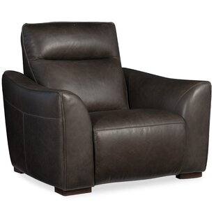 Athena Leather Power Recliner