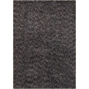 Read Reviews Steil Black Area Rug By Latitude Run