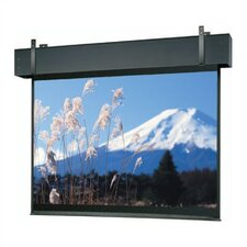 Professional Electrol Matte White Electric Projection Screen by Da-Lite