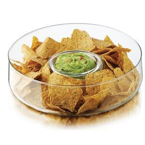 Selene Chip And Dip Platter