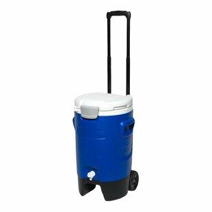 20 Qt. Sport Roller Cooler