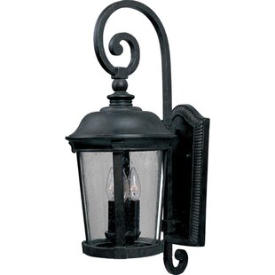 Darby Home Co Arsenault 3-Light Outdoor Wall Lantern