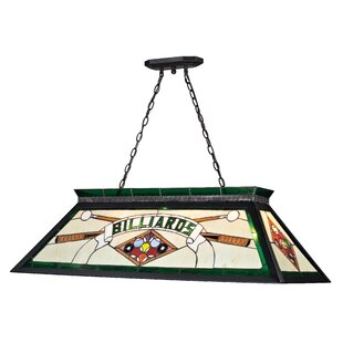 Red Barrel Studio Chappelle 4-Light Billiard Light
