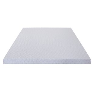 Alter Gel Foam Mattress Topper by Alwyn Home No Copoun