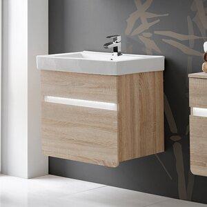 Belfry Bathroom 52 cm Wandmontierter Waschtisch Stella