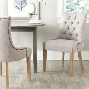 Tamara Upholstered Dining Chair (Set of 2) Ophelia & Co.
