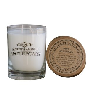 Tobacco and Vanilla Bourbon Soy Scented Jar Candle (Set of 3)