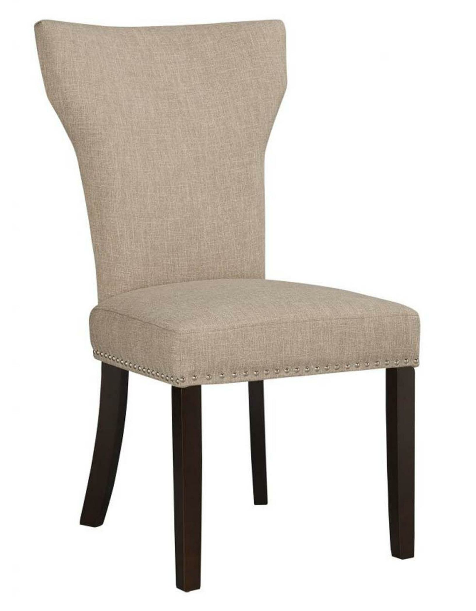 Red Barrel Studio Batson Upholstered Solid Wood Side Chair Wayfair