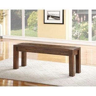 Oliveira Wood Bench