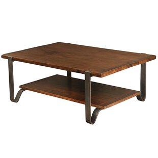 Sarreid Ltd Leonard Lodge Coffee Table