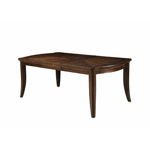 Groover Extendable Dining Table Charlton Home