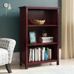 Top Reviews Lavallie Standard Bookcase By Three Posts