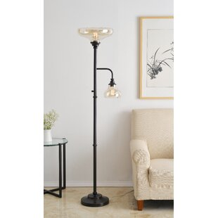 Batty Led Task Floor Lamp By Williston Forge Lightsa