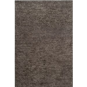 McArthur Hand-Knotted Gray Area Rug