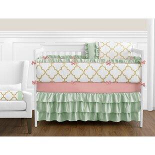 Price comparison Ava 9 Piece Crib Bedding Set BySweet Jojo Designs