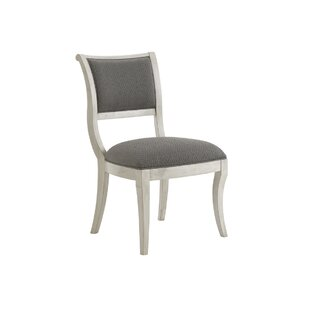Oyster Bay Upholstered Dining Chair by Le..