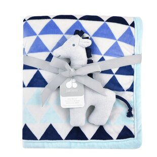 Find the perfect Triangle Baby Blanket By Just Born