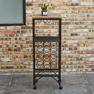 Wheatley Bar Cart by Williston Forge