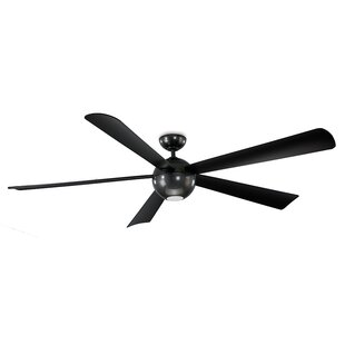 Orb 5 Blade Outdoor LED Ceiling Fan with Remote by Modern Forms