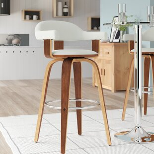 Basque 100cm Bar Stool Set (Set Of 2) By Corrigan Studio