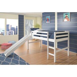 Order Innsbrook Twin Low Loft Bed by Zoomie Kids Reviews (2019) & Buyer's Guide