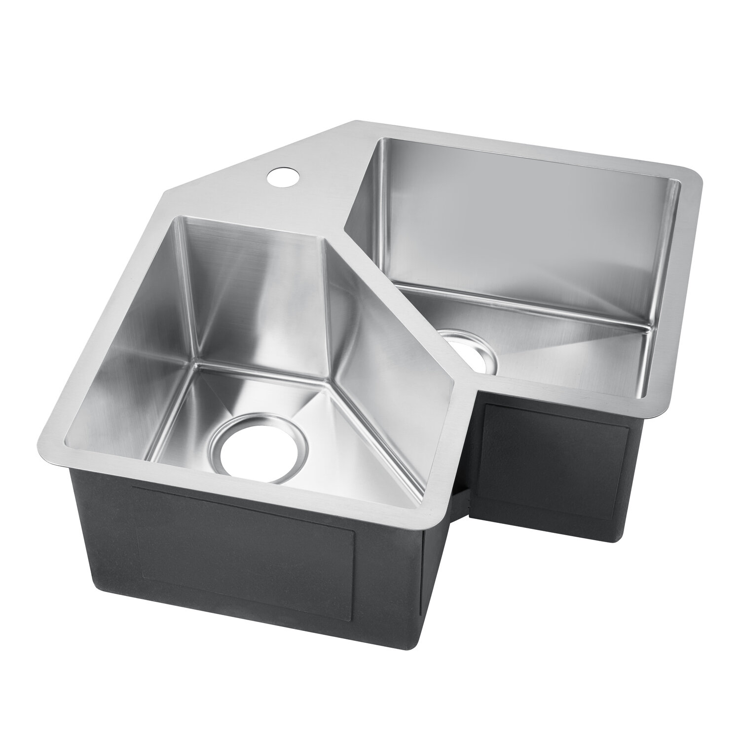 Corner Kitchen Sinks Wayfair Ca