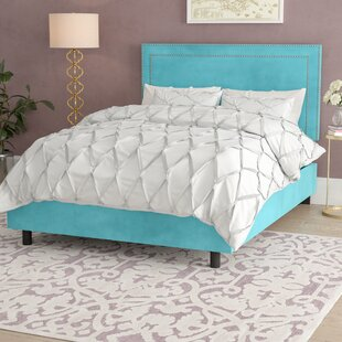 Willa Arlo Interiors Doleman Upholstered Panel Bed