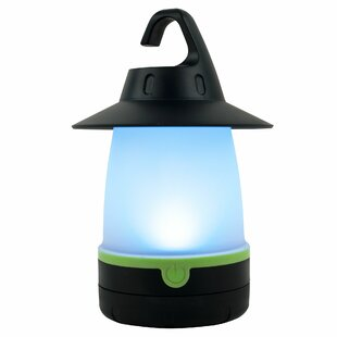 Whetstone Happy Camper Way LED Lantern