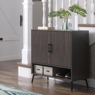 Wysocki 12 Pair Shoe Storage Cabinet By Ebern Designs
