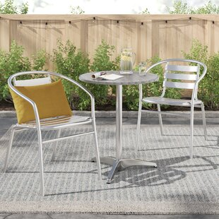 Melany 2 Seater Bistro Set By Zipcode Design