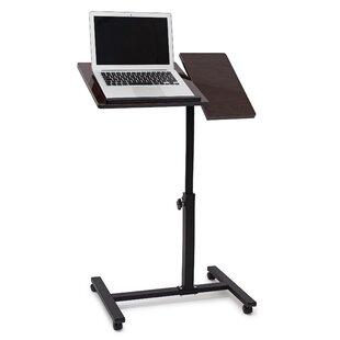Stedman Adjustable Laptop Cart By Symple Stuff