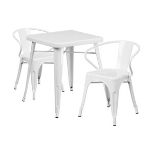 3 Piece Dining Set by Offex