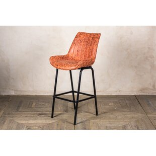 Vandewa 76cm Bar Stool By Borough Wharf