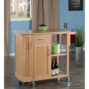 Smardale Kitchen Cart by Winston Porter